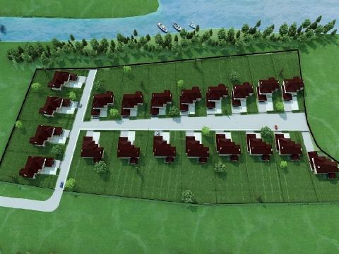 Схема поселка Златоустье-